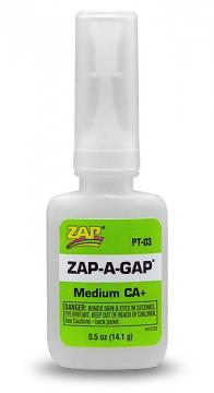 lagerZAP Gap CA+1/2oz 14gr grö, ZAP