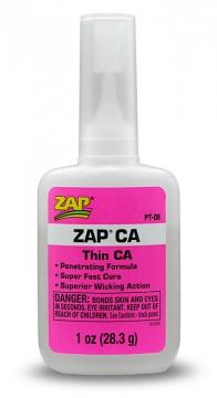 lagerZAP CA 1oz 28gr rosa (12), ZAP