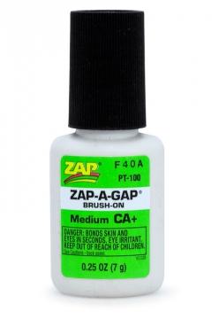 lagerZAP 1/4 oz (7gr) Brush-On, ZAP