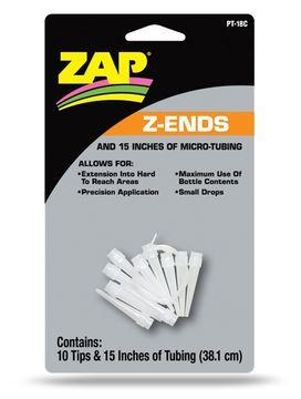 lagerZ-end Spets 10st med tefl, ZAP