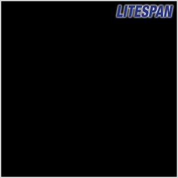 Litespan svart 90x50cm, Solarfilm