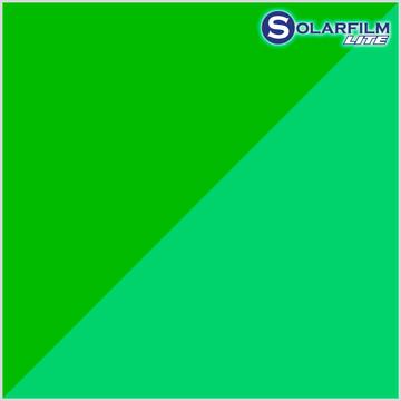 lagerxSOLARFILM, Lite Tran.grön, Solarfilm