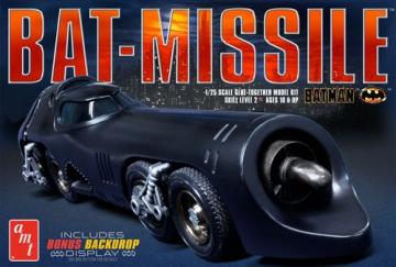 Batman 1989 Batmissile 1/, Plastbyggsatser