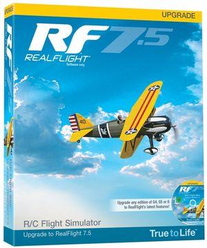 lagerReal Flight G7.5 Upgrade, Great Planes