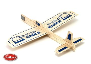 Eagle Balsa Glider (48 st, Guillow