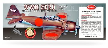 Mitsubishi WWII Zero mode, Guillow