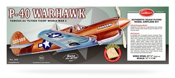 Curtis P-40 Warhawk, Guillow