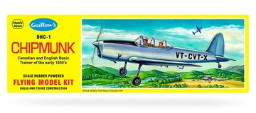 lagerDehaviland Chipmunk Model, Guillow