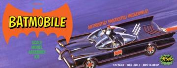 lagerClassic Batmobile (Purple, Polar Lights