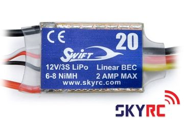 lagerSwift 20A ESC flyg BLS, RC-Hobby
