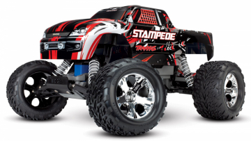 Stampede 2WD 1:10 RTR 2.4, Traxxas