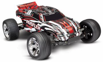 Rustler 2WD 1:10 RTR 2.4G, Traxxas