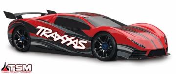 XO-1 Supercar 1:7  RTR TQ, Traxxas
