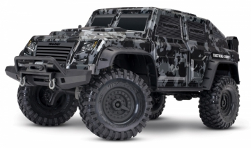 TRX-4 Tactical Unit Trail Crawler RTR i gruppen Fabrikat / T / Traxxas / Modeller hos Minicars Hobby Distribution AB (TRX82066-4)