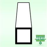Fyrkantrör 4.8x4.8x350 mm