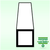 Fyrkantrör 6.3x6.3x350 mm