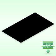Skiva 2x150x300 mm svart