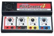 Laddare PolyCharge 4*SALE