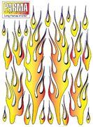 Dekalark Flammor långa