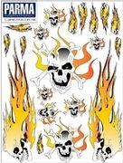 Dekalark Döskallar flammo