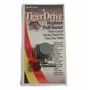 TigerDrive 6mm axel lång90gr