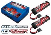 Laddare och Batteri Combo