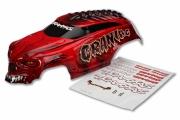 Kaross Craniac Röd (1)