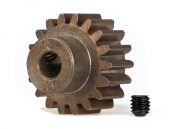 Pinion Drev 18T 1.0M Pitch för 5mm Axel
