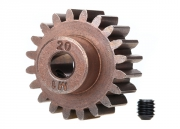 Pinion Drev 20T 1.0M Pitch för 5mm Axel
