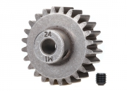 Pinion Drev 24T 1.0M Pitch för 5mm Axel