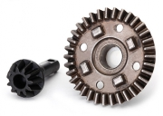 Ringdrev och Piniondrev Differential TRX-4