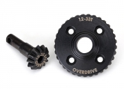 Ring- & Piniondrev Differential Overdrive 12/33T (CNC) TRX-4