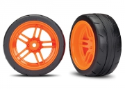 "Däck & Fälg Response 1.9"" Touring Orange Bak VXL (2)"