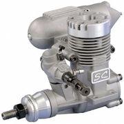SC-25 Flygmotor (4,07cc)