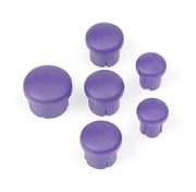 Hudy Plastkopp Violett (6