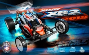 XRAY XB2'18 Carpet Edition 2WD El-buggy 1/10