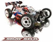 XRAY XB8 2015 1/8 Nitro B
