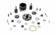 Differential Bak 46t XB8'17 V2 (set)