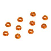Koniska shims 3x6x2mm Orange (10)