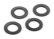 RUBBER SHOCK ABSORBER SHIM FOR ALU CAP (4)