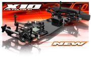 XRAY X10 GT 1:10 banbil