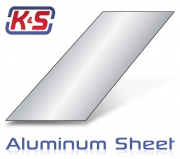 Alum.plåt 305x150x1.6mm 6