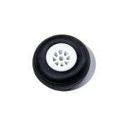 Hjul gummi 38mm styck