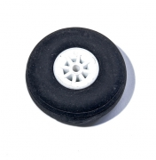 Hjul gummi 44mm styck