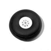 Hjul gummi 57mm styck