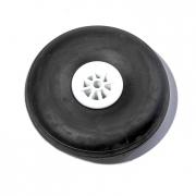 Hjul gummi 75mm styck