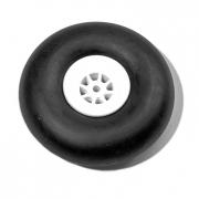 Hjul gummi 88mm styck