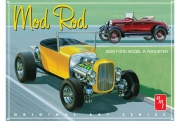 1929 Ford Model A Roadster (OAS) Mod Rod 1/25*