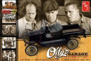 The Three Stooges 1925 Ford Model T 1/25