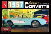 1957 Chevy Corvette Convertible (Aqua)